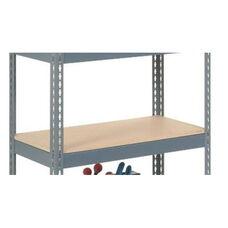 Additional Wood Deck For Rivet Lock Shelving - 48