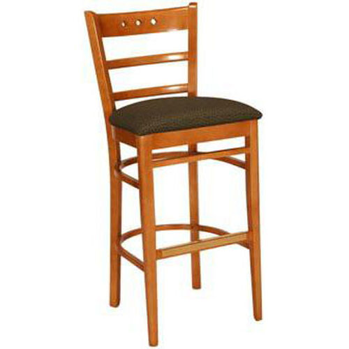 Our 1857 Bar Stool w/ Upholstered Seat - Grade 1 is on sale now.