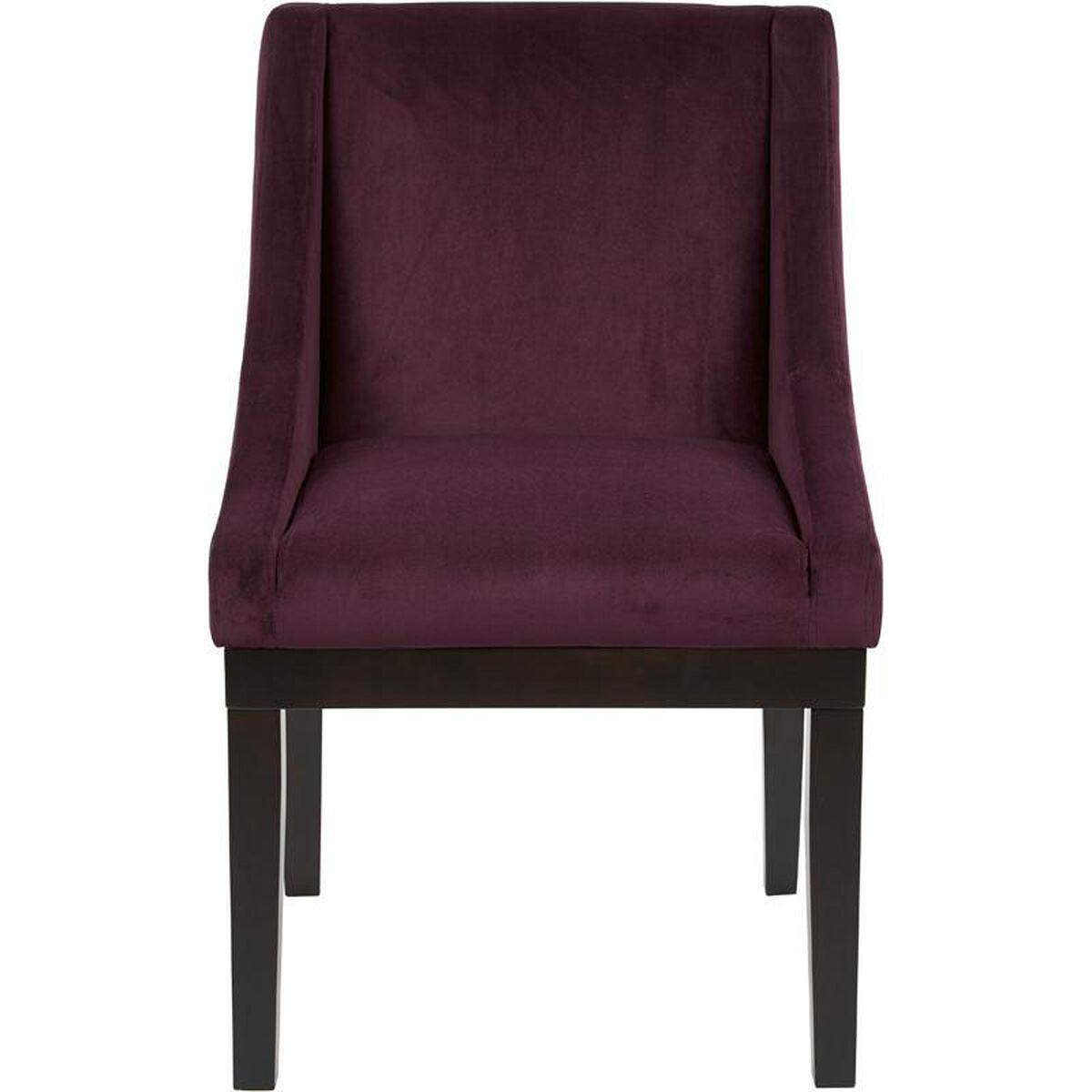 Ave Six Monarch Wingback Chair Mna P19 Bizchair Com
