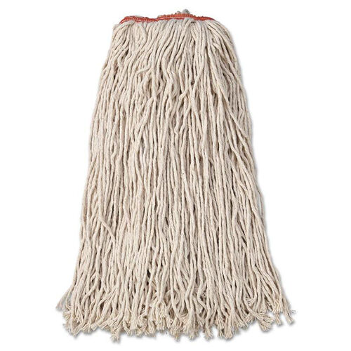 Our Rubbermaid® Commercial Premium Eight-Ply Cut-End Cotton Wet Mop Head - 24oz - White - 12/Carton is on sale now.