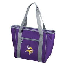 Minnesota Vikings Team Logo 30 Can Cooler