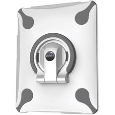 MultiStand for iPad 1 - White Shell with White and Gray Ring