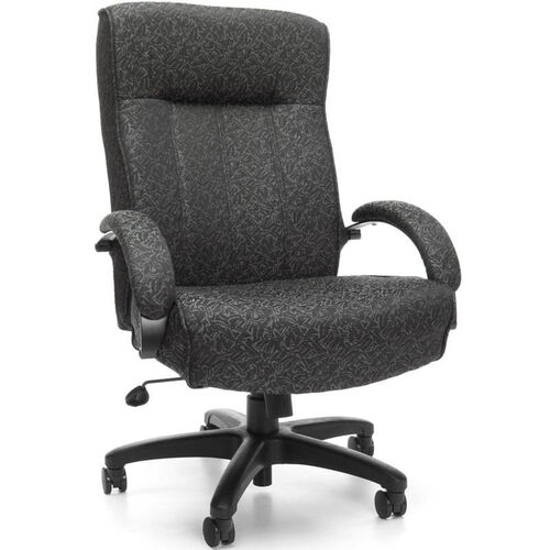 Our Big & Tall Executive High-Back Chair - Gray Carbon is on sale now.