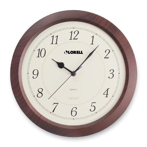 Our Lorell Wall Clock - Arabic Numerals - 13 -1/2