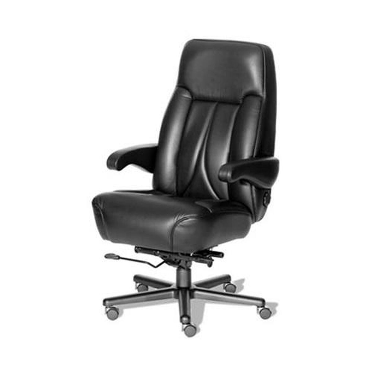 High Back Office Chair Leathermate Of Odys1pc Llm