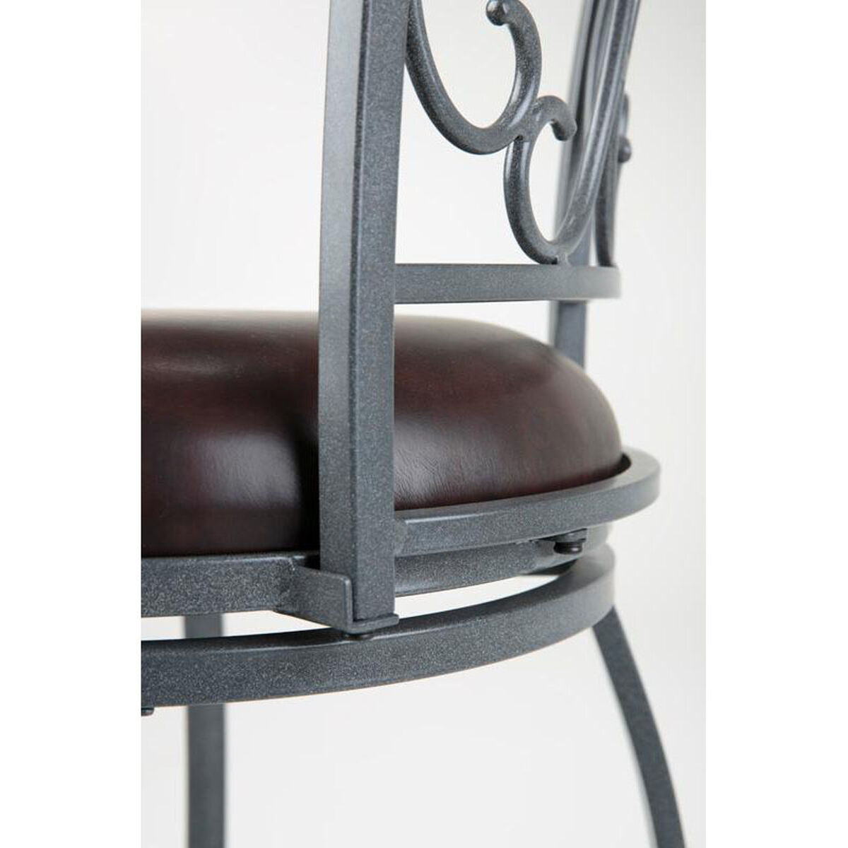 Fashion Bed Group Columbia 30 H Armless Swivel Bar Stool