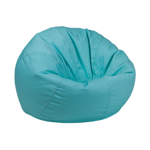 Our Small Solid Mint Green Bean Bag Chair for Kids and Teens is on sale now.