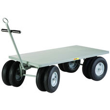 8-Wheeler Wagon Truck With Flush Deck - 30