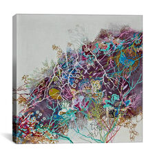 Cotidiano by Lia Porto Gallery Wrapped Canvas Artwork