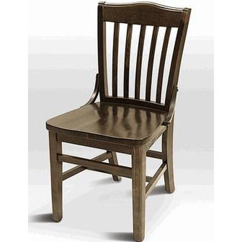Our Classic Indoor Collection Beechwood Slat Full Back Side Chair is on sale now.