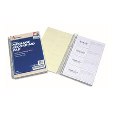 Skilcraft Executive Message Recording Pads