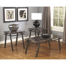 Signature Design by Ashley Paintsville 3 Piece Occasional Table Set