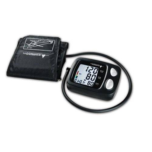 Our Automatic Blood Pressure Monitor - Includes AC Adapter and Batteries is on sale now.
