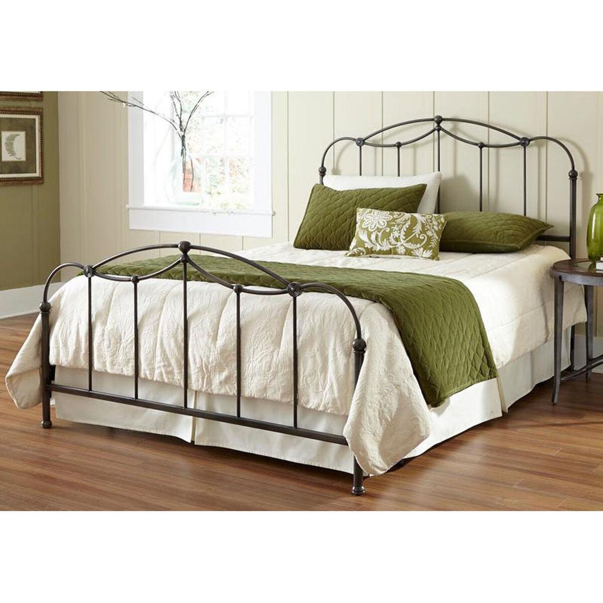 Metal Bed Frame Queen B11275 Bizchair Com