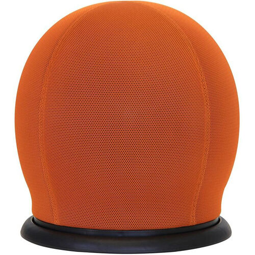 Our Lucille Chair with 360 Degree Swivel Base - Orange is on sale now.