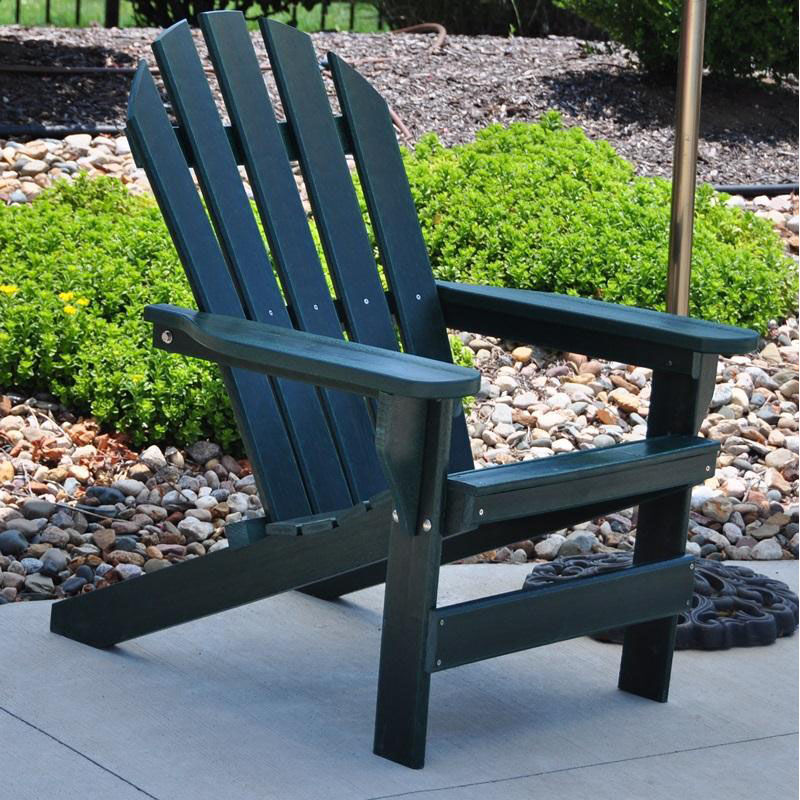 ... Our Cape Cod Recycled Plastic Adirondack Chair In Green Is On Sale Now.
