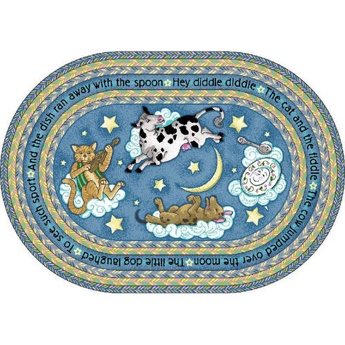 Our Hey Diddle Diddle Rug is on sale now.