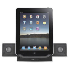 Compucessory Universal 4-Watt Tablet Sound System - Pack Of 2