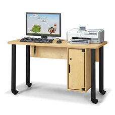 Computer Lab Tables - Single