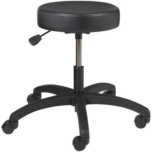 Our Industrial Round Vinyl Stool with ABS Base and Dual Wheel Casters is on sale now.