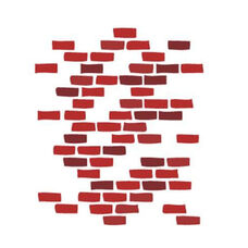 Brick Wall Sticker - 48