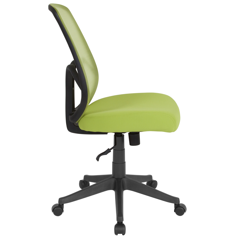 go green office furniture green high back mesh chair gowy193agngg bizchaircom