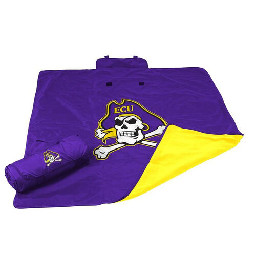 Our East Carolina University Team Logo All Weather Blanket is on sale now.
