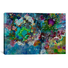 36 Degrees by Lia Porto Gallery Wrapped Canvas Artwork