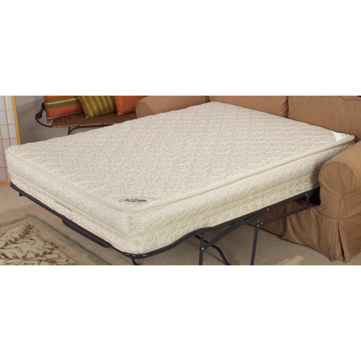 Our Airdream 11 H Sleeper Sofa Bed Mattress Full Is On Now