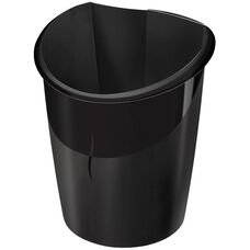 Ellypse Waste Basket - Set of 2 - Black
