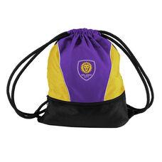 Orlando City SC Team Logo Spring Drawstring Backsack