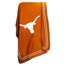 University of Texas Team Logo Classic Fleece Throw