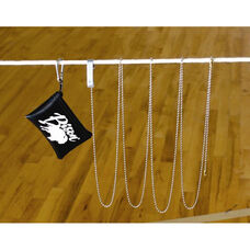 Volleyball Net Height Chain Gauge