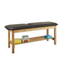 H-Brace Treatment Table w/Shelf - 30