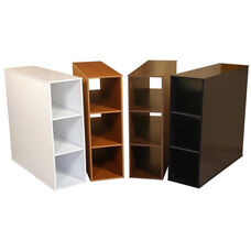 Project Center 3 Bin Cabinet