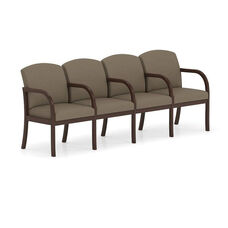 Weston Series 4 Seats with Center Arms