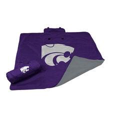 Kansas State University Team Logo All Weather Blanket