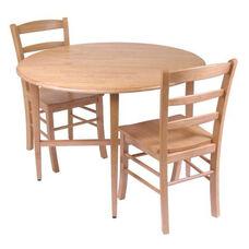 Hannah 3-Pc Dining Set