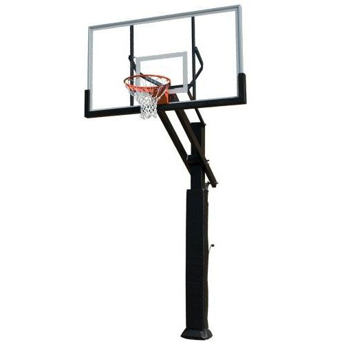 Our Grizzly Height Adjustable Basketball System is on sale now.