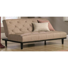 Mason County Sofa Convertible Fabric Click-Clak - Camel