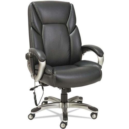 Our Alera® Shiatsu Massage Chair, Black, Silver Base is on sale now.
