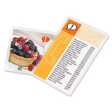 Swingline 5Mil Index Card Size Laminating Pouches - Pack Of 25