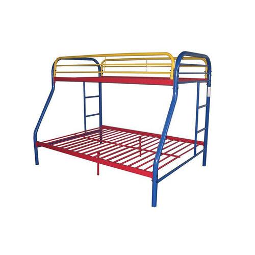 Metal Bunk Bed Twin Over Full 02053rnb Bizchaircom