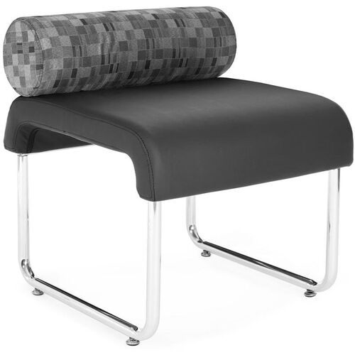Our Uno Pillow Back Seat - Nickle Back with Black Seat is on sale now.