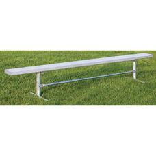 Aluminum Bench without Back