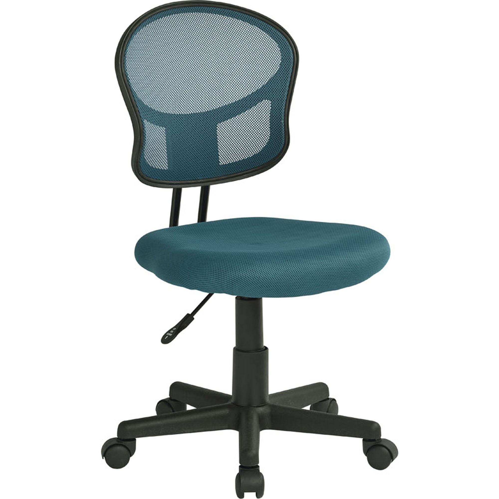 Office star products osp design mesh task office chair for Chair height design