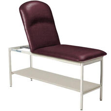 Element Treatment Table with Shelf and Adjustable Pillow Top