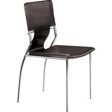 Trafico Dining Chair in Espresso