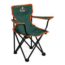 University of Miami Team Logo Toddler Chair