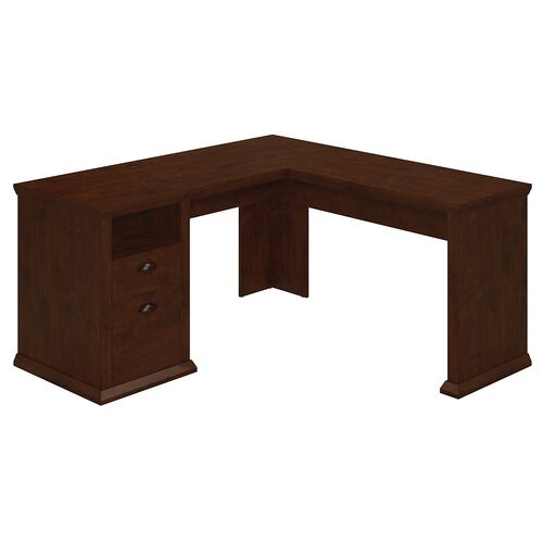 Our Yorktown L-Shaped Desk - Antique Cherry is on sale now.
